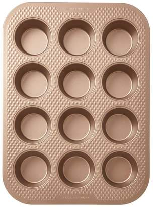 Food Network Performance Series Textured Nonstick Muffin Pan