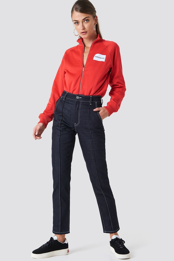 Na Kd Trend Contrast Seam Jeans