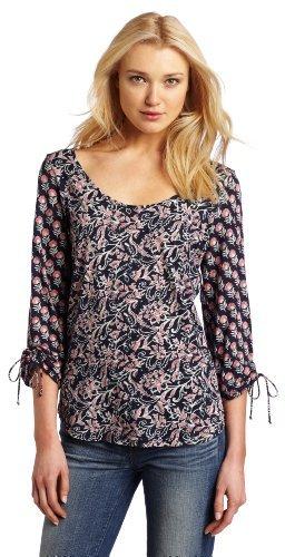Lucky Brand Women's Tina Floral Top