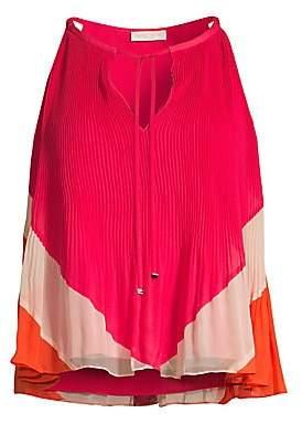 Ramy Brook Women's Nitsan Sleeveless Printed Blouse