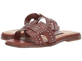Nine West Genesia Studded Slide Sandal