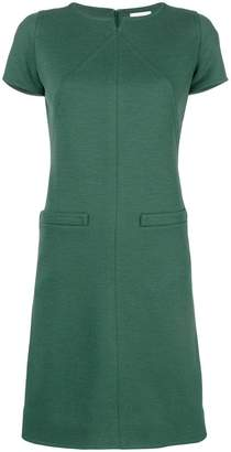Courreges flared short dress