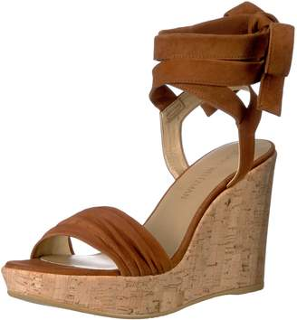 at Amazon Canada Stuart Weitzman Women's Backagain Wedge Sandal