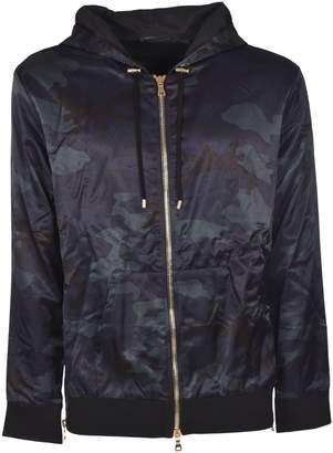 Balmain Camouflage Jacket