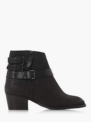 Bertie Priot Block Heel Cowboy Boots