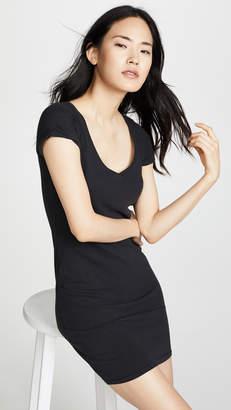 Nation Ltd. The New V T-Shirt Dress