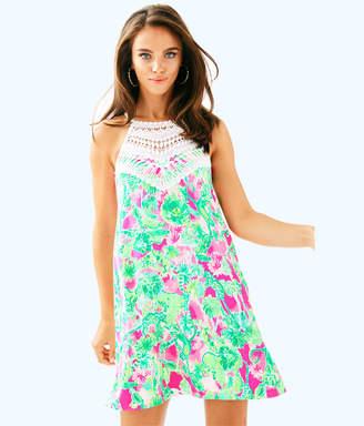 Lilly Pulitzer Womens Pearl Soft Shift Dress