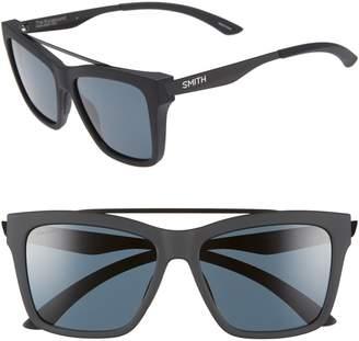 376af58ec0 Smith The Runaround 55mm ChromaPop(TM) Polarized Sunglasses