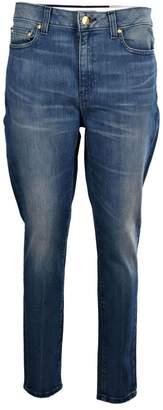 Michael Kors Perry Wash Skinny Jeans