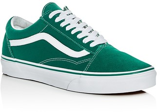 Vans Old Skool Lace Up Sneakers $60 thestylecure.com