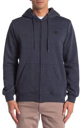 Volcom Loyal Lined Zip Fleece Jacket