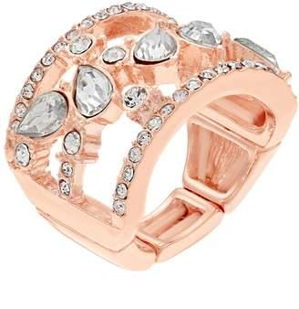 JLO by Jennifer Lopez Cluster Stacked Stretch Ring