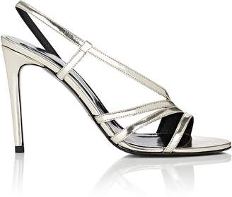 Barneys New York Women's Leather Slingback Sandals