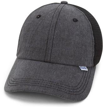 Keds Women's Pigment-Dyed Mesh Back Baseball Cap