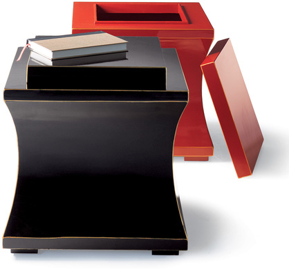 Lacquer Bunching Table