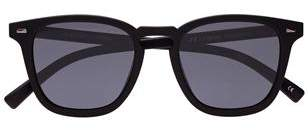 Le Specs No Biggie Black Rubber