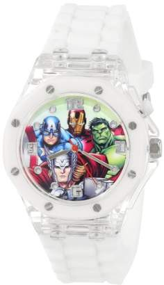 Marvel The Avengers Kids' AVG3503 Analog Display Analog Quartz Watch