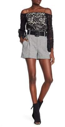 Alice + Olivia Rosalinda High Waist Shorts