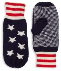 Jack Spade Stars and Bars Mittens