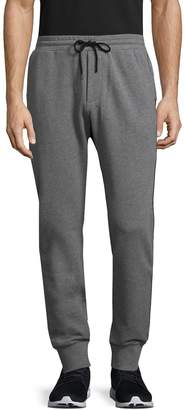 The Kooples Men's Banded Cotton Joggers