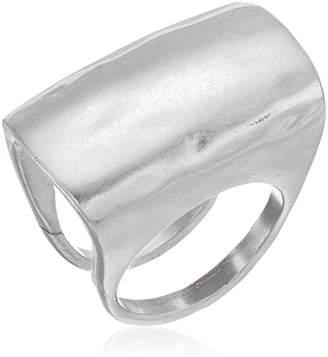 """Robert Lee Morris It's Ringing"""" Sculptural Ring"""