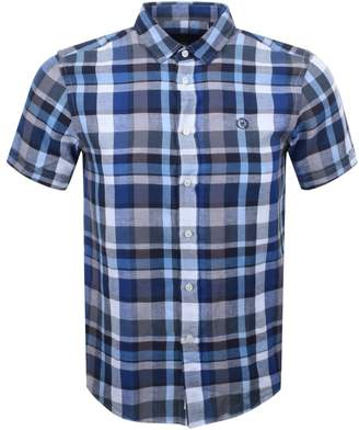 Henri Lloyd Short Sleeved Regular Shirt Navy