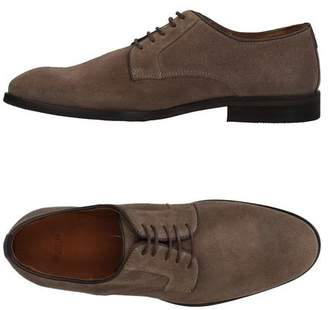 Selected Lace-up shoe