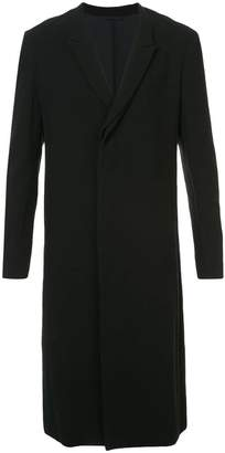 The Viridi-anne straight fit coat