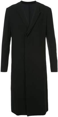 The Viridi-anne straight fit coat