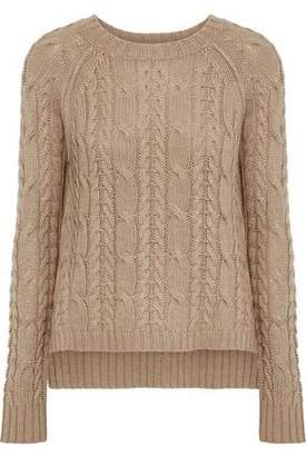 Autumn Cashmere Cable-Knit Sweater