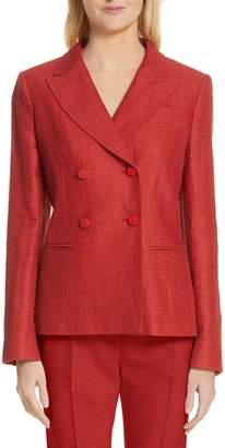 Max Mara Lontra Linen Jacket