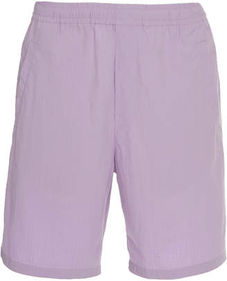 Acne Studios Romeo Cotton-Poplin Shorts