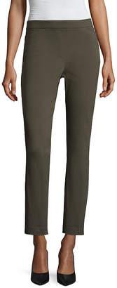 Liz Claiborne Millenium Pull On Pant - Tall Inseam 29.5