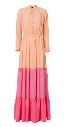 Saloni Alexia Ombre Maxi Dress