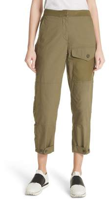 Rag & Bone Marion Side Snap Pants