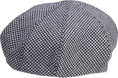 Comme des Garcons Houndtooth Beret