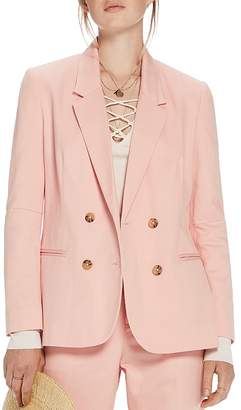 Scotch & Soda Slim-Fit Double Breasted Jacket