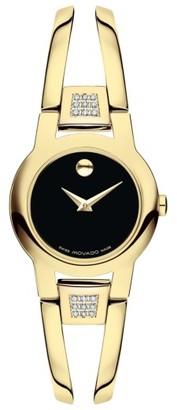 Women's Movado Amorosa Bracelet Watch, 24Mm $1,195 thestylecure.com