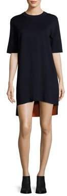 DKNY Reversible Merino Wool Blend Tunic