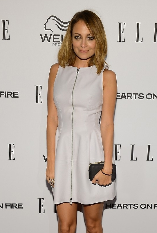 House Of Harlow 1960 Dylan Clutch in Black as Seen On Nicole Richie