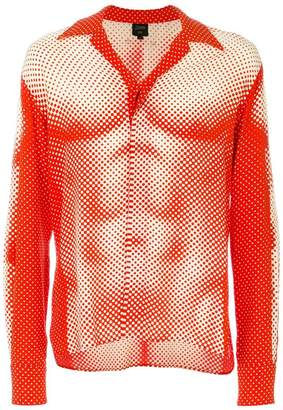 Jean Paul Gaultier Pre-Owned Pin Up Boys shirt