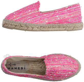 Manebi Espadrilles - Item 11100268SQ