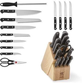 Williams-Sonoma Williams Sonoma Zwilling Gourmet 14-Piece Knife Set