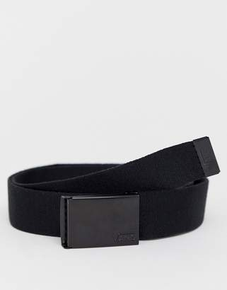 Vans Deppster belt in black