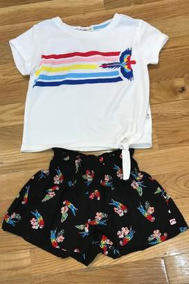 Appaman Parrot Flower Shorts