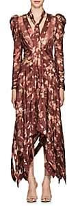 Zimmermann Women's Floral Stretch-Silk Maxi Dress