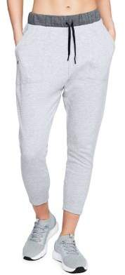 Under Armour UA Favorite Terry Tapered Slouch Crop Pants