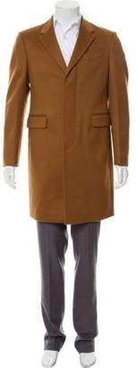 Burberry Cashmere Overcoat w/ Tags