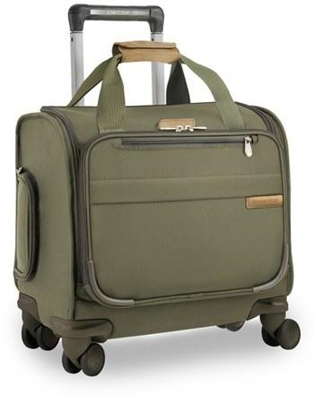 Briggs & RileyMen's Briggs & Riley 'Cabin' Spinner Carry-On - Green