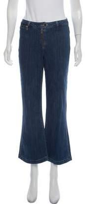 Paige Denim Mid-Rise Jeans